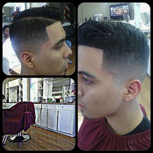 balded fade denton tx barber