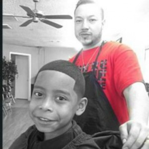 kids hair cut denton